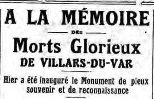villars19243