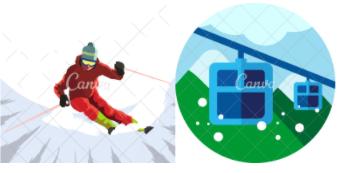 Les stations de ski ne rouvriront pas le 1er février !