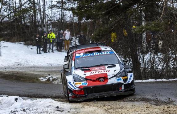 Monte-Carlo : Sébastien Ogier se détache